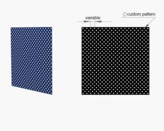 Polaris Series ® Perforated Metal Screens