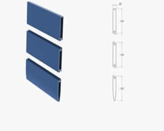 Scarborough Series ® Window hood Sunscreens