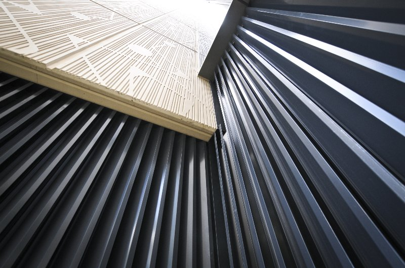 Aluminium Cladding Up Box : High performance aluminium louvres louvreclad pty ltd
