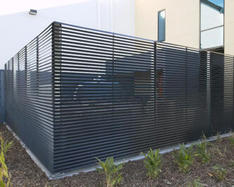 Bentley Series ® Louvered Screens