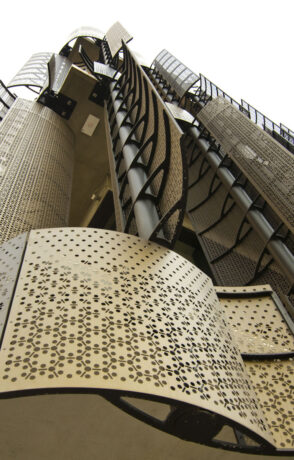 perforated metal screens 9