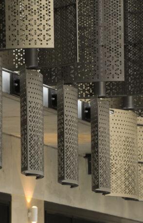 perforated metal screens 8