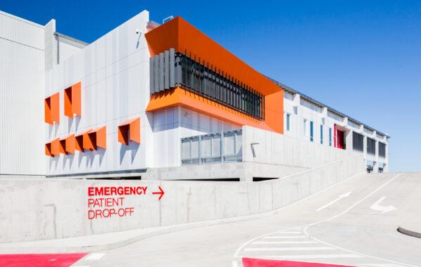 Logan Hospital Emergency Department Louvreclad Pty Ltd