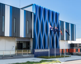 Waurn Ponds Police & SES complex