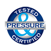 Louvreclad Certification Stamp - Pressure - Windsor