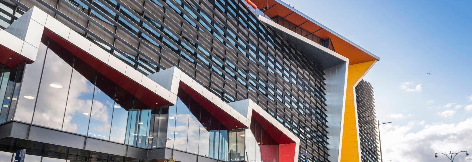 External Ventilation Louvres Architectural Screens