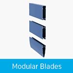 modular louvres