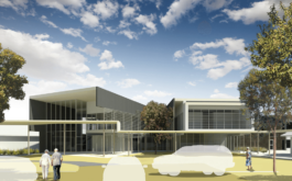 Louvres for Crowley Care Service Redevelopment, Ballina
