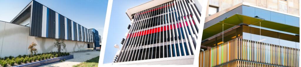 Commercial building refurbs