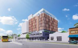 A unique facade solution for Clifton Hill TLC Aged Care