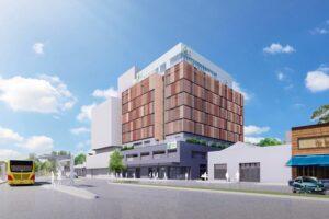 Clifton Hill TLC Aged Care facade solution 2