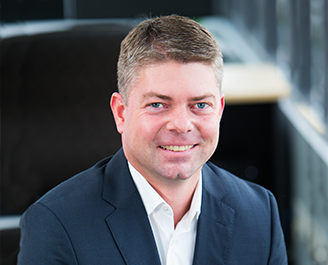 Lyall McGregor – Sales Engineer
