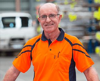 Stuart Joyce - Customer Service / Logistics