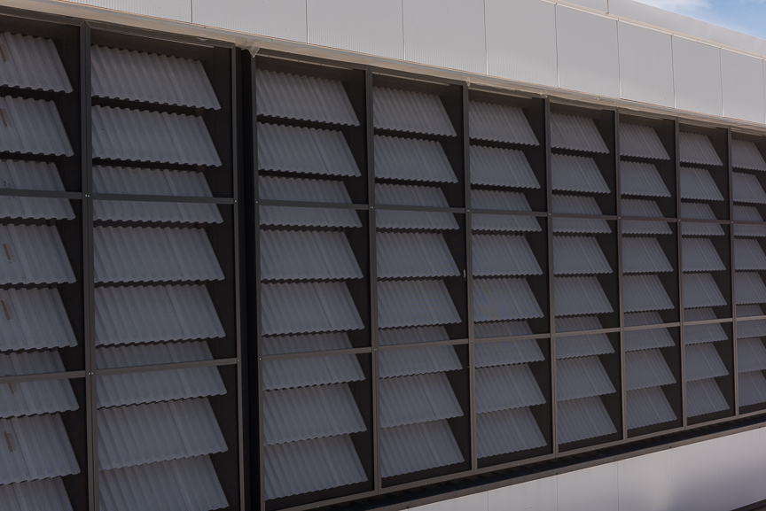 Glacier Series Operable Louvres