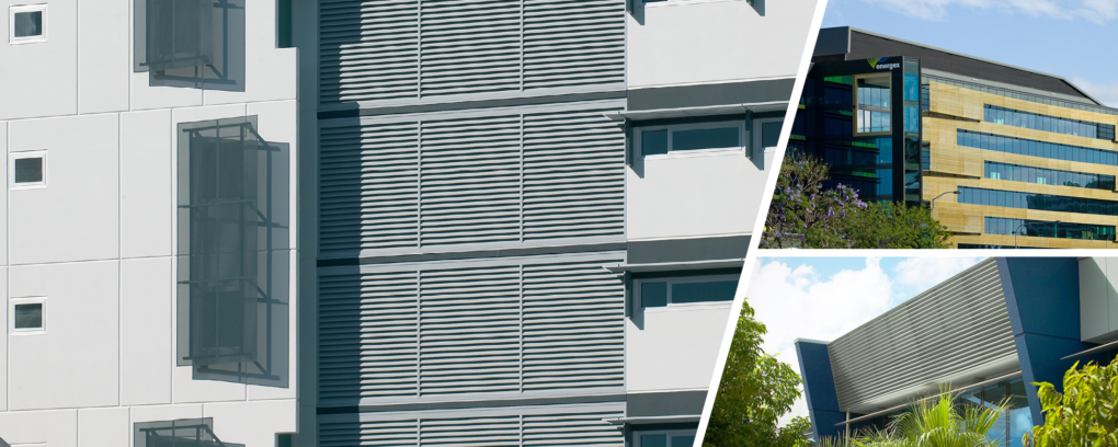 Jupiter Series® Single, Two-stage & Drainable Louvres