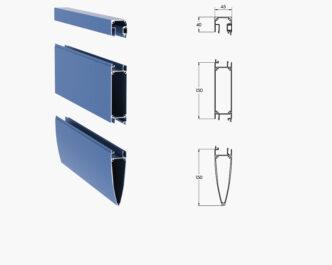Caprice Series ® Aluminium Louvres