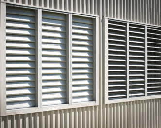Axis Series ® Operable Louvres