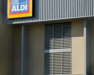 Aldi Distribution Warehouse