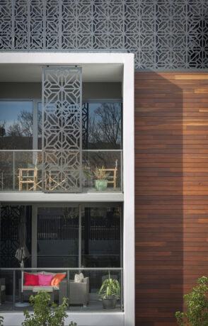 perforated metal privacy screens