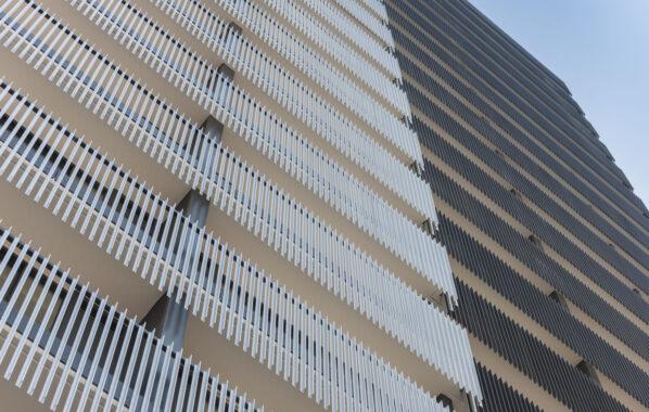 Victoria St apartments - Custom Balustrading