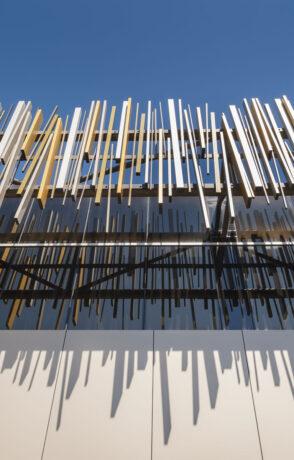 Bespoke superior aluminium screens