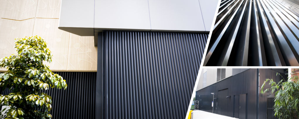 Ellenborough Series® Chevron Louvres
