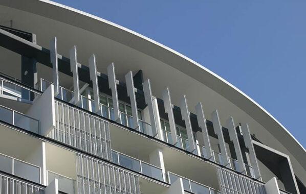 designer fins for building architecture