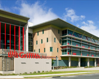 Science & Engineering Block – Griffith University