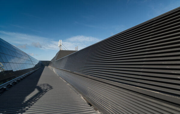 plant roof louvres
