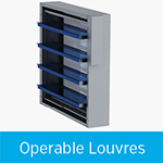 operable louvers