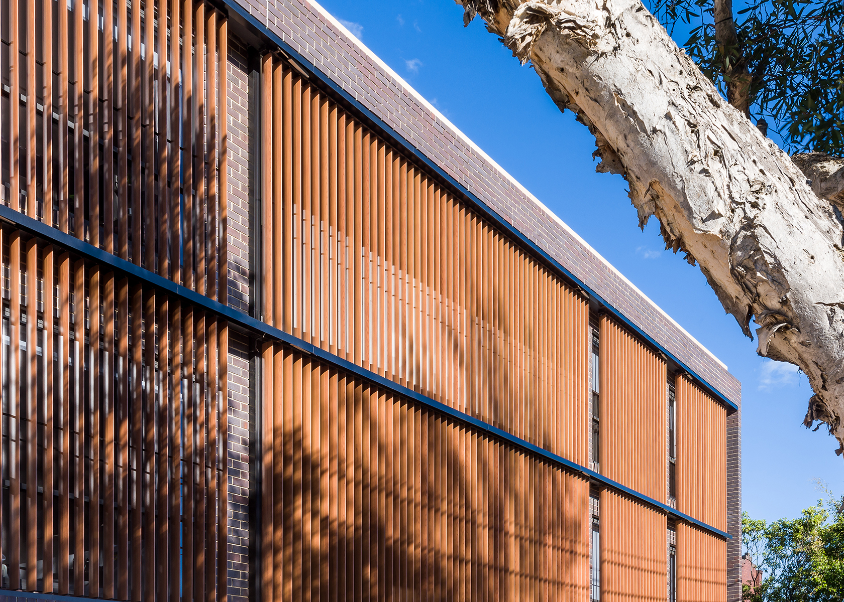 Bupa Aged Care - Oxford Series Operable Louvres