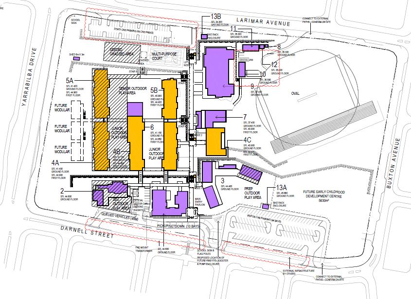 Yarrabilba State School plans