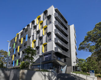 UOW Student Accommodation - Northfields