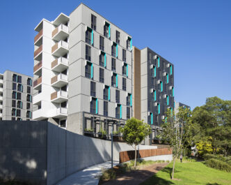 UOW Student Accommodation – Kooloobong