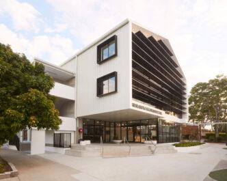 Corinda State High School Resource Centre, QLD